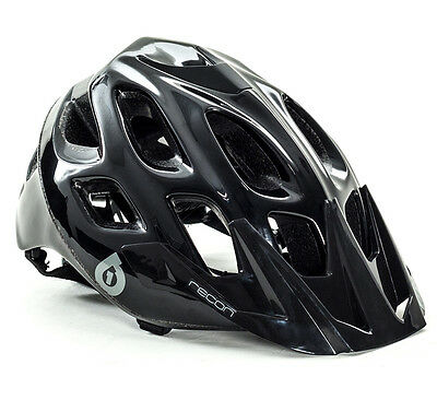 661 Recon Scout Mtb Bike Helmet Black/grey