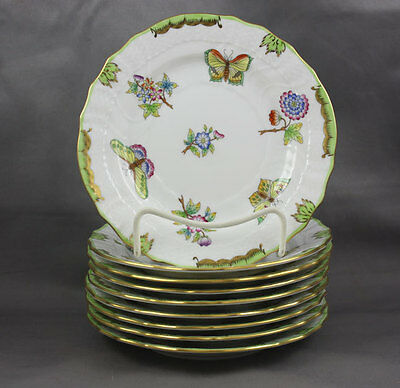 Herend Queen Victoria VBO 1515 Bread & Butter Plate Sold Individually