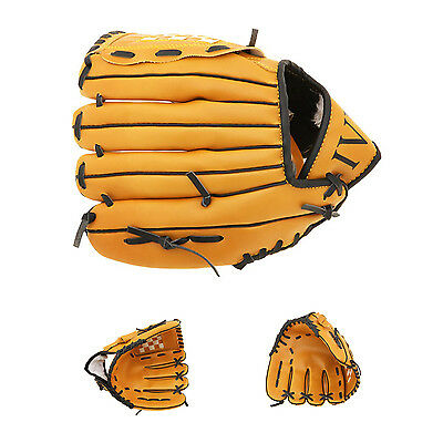 Baseball glove For pitcher Soft type For throwing right Brown PK