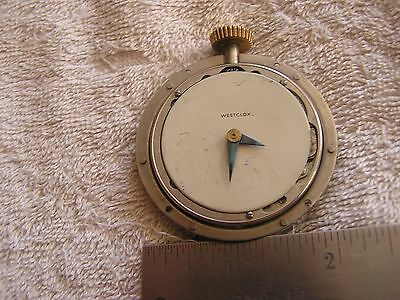 Vintage Westclox Car Clock Classic Car Hot Rod