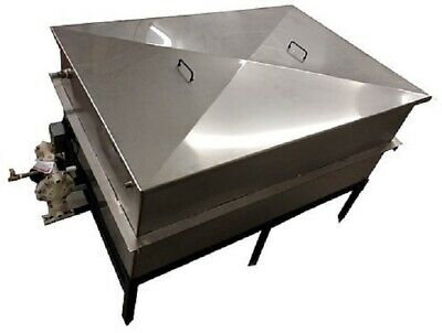 Automatic: Paint / Powder Coating Chemical Stripping Tank