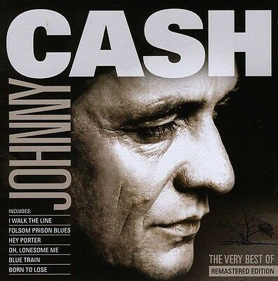 Johnny Cash - The Very Best Of Johnny Cash  Cd New+