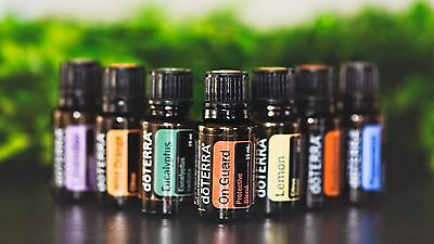 NEW Doterra Essential Oil - Various Oils Available - OCTOBER FREE OIL OFFER