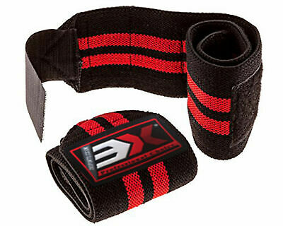 3X Sports Elbow Brace Arm Wrap Support Pad Guard Gym Tennis Strap Sold As A Pair