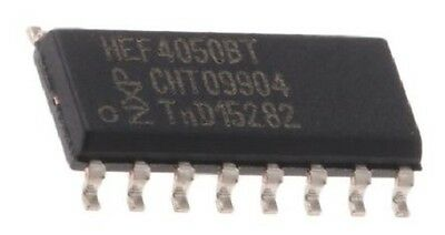HEF4050BT  4050 SMD digitale buffer Canali:6 Ingressi:1 CMOS SOP16