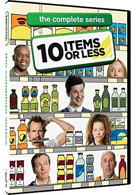 NEW 10 Items or Less: The Complete Series (DVD)