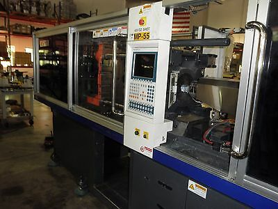 2010 Dima DES115-4.98 (A90329), used plastic injection molding machine