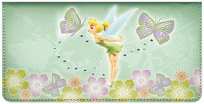 Tinker Bell Leather Checkbook Cover (Best Price Item)