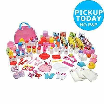 Chad Valley Babies to Love 100 Piece Baby Accessory Set:The Official Argos Store