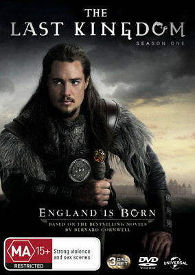 The Last Kingdom - Season 1 DVD R4 Brand New!