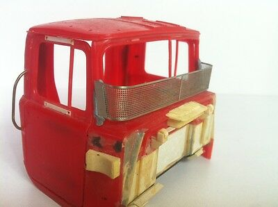 1/24 photo etch Conv stone shield western star superliner Italeri Model truck