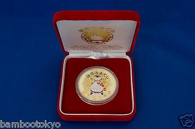 SANRIO Hello Kitty 1oz Slilver Coin The Perth Mint 2006 limited with Certificate