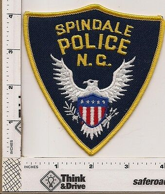 Spindale  Police.  North Carolina.