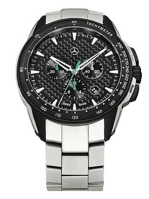 original mercedes chronograph herren motorsport chrono. Black Bedroom Furniture Sets. Home Design Ideas