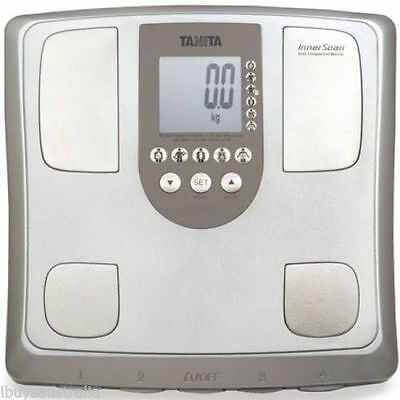 TANITA BC541 Innerscan Full Body Composition Bathroom Scales  BRAND NEW