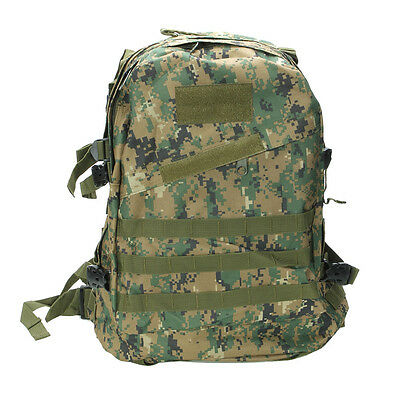 40L Outdoor Military Tactical Backpack Rucksacks Camping Hiking Travel Bag Pack