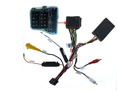 Joying Radio Wiring Harness for  Stereo Installation Cable with Canbus for VW
