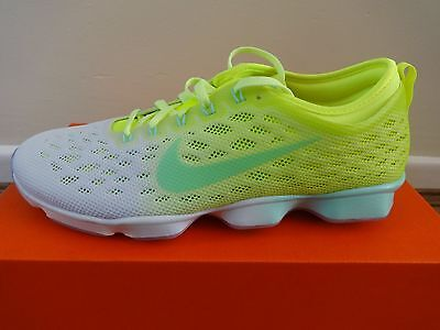 buy popular 208db c48b2 Nike Zoom Fit Agility womens trainers sneakers shoes 684984 702 NEW+BOX