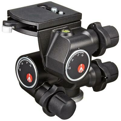 Manfrotto 410 Junior Geared Head with Quick Release - Supports 11.1 lbs (#3275)