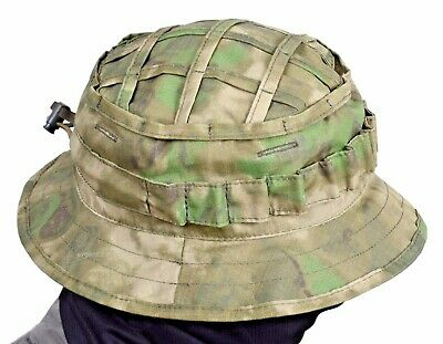 "Russian army Boonie hat ""Scout"" with IR remission A-TACS FG Odinn 1 Day Shipping"
