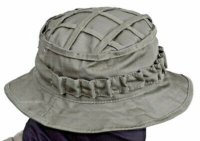 Russian army Boonie hat Scout with IR remission Khaki/Olive Odinn 1 Day Shipping