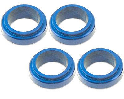 Wheel Spacer Blue 17mm x 10mm Prokart Cadet x 4 UK KART STORE