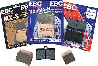 Double-H Sintered Brake Pads EBC FA214HH For Triumph Sprint Tiger Trident 900
