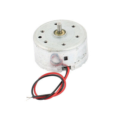 DC2V 3500RPM Speed 2 Wired Electric Mini Vibration Vibrate Motor 25x13mm