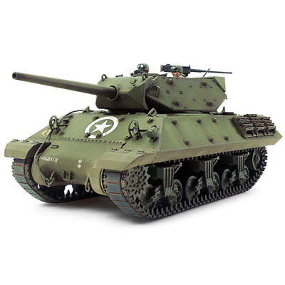Tamiya 35350 US Tank Destroyer M10 Mid Production 1:35 Military Model Kit
