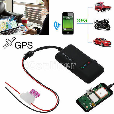Car GPS GSM Tracker Locator Mini Realtime Vehicle/Truck Personal Tracking Device