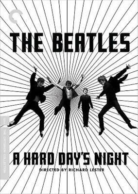 The Beatles - A Hard Day's Night New Region 1 Dvd