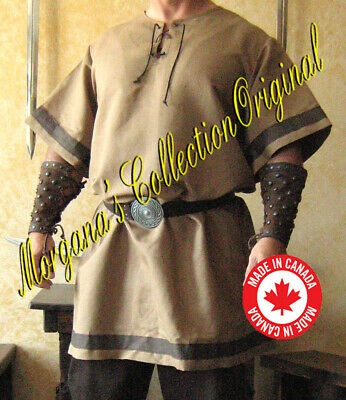 Medieval Celtic Viking Shirt Deluxe