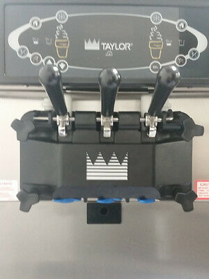 Taylor C713 Soft Serve/ Frozen Yogurt Machines located in Melbourne
