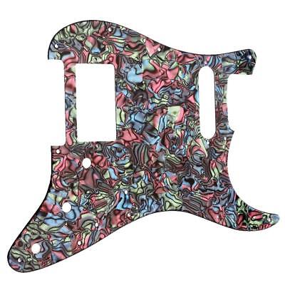 Particular Shell Pattern Single Humbucker Pickguard for ST Electric Guitar