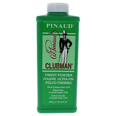 Clubman Talc by Ed Pinaud for Men - 9 oz Powder