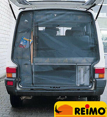 REIMO Mosquito Midge Insect Net for VW T4 Tailgate Door Campervan FREE P&P
