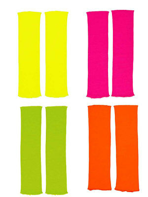 Neon Stulpen 80s Party Bad Taste Fasching