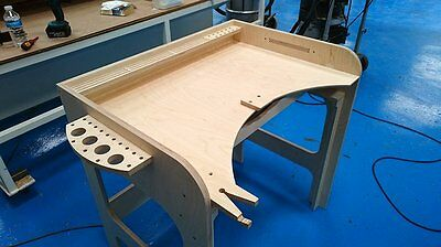 Jewellers Work Bench Craft Bench  -UK made - NO MDF