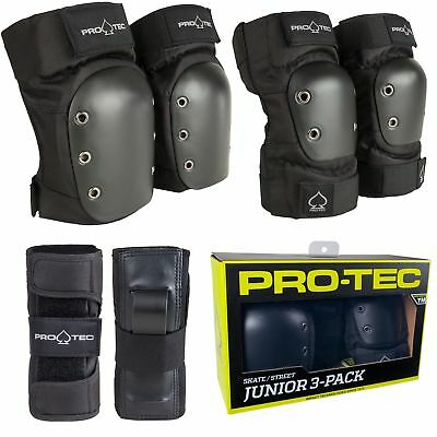 Pro-Tec Street Youth Junior Pad Set