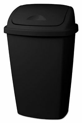 Sterilite 13.2-Gallon Swing-Top Trash Can