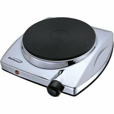 Brentwood - Electric Cooking Hot Plate - Portable 1000W Single Burner