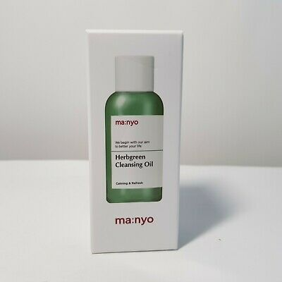 Manyo Factory Herb Green Cleansing Oil Travel Kit (20ml) Mini Size