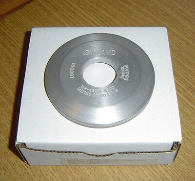 "New Inland Diamond Grinding Wheel 4"" x 1/4"" x 1 1/4"""