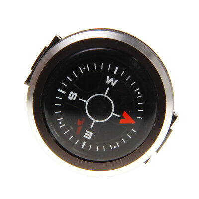 Outdoor Hiking Travel Hunting Portable Small Aluminum Alloy Watch Compass