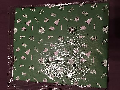 Foo Fighters RARE 20th Anniversary Christmas Wrapping Paper (Poster) NEW Sealed