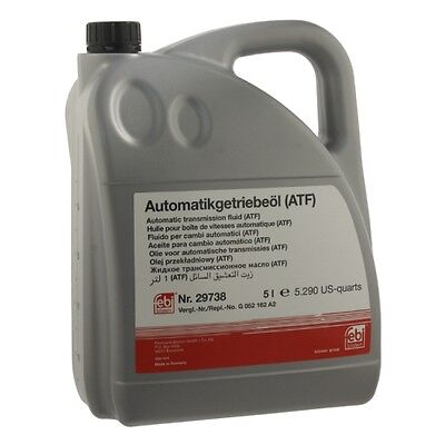 Automatic Transmission Oil 29738 Febi Genuine OE Quality Replacement