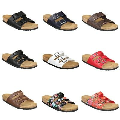JOE N JOYCE Paris Soft SynSoft Soft Paris Fußbett Damen Schuhe Sandalen ... bb5f29