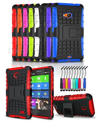 Vodafone Smart First 7 Shockproof Heavy Duty Case Cover with Stand & Mini Pen
