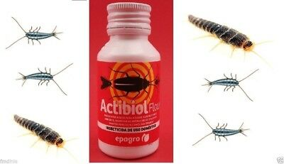 Concentrated Domestic SilverFish  Insecticide Silver Fish Killer  50ml (Make10L)