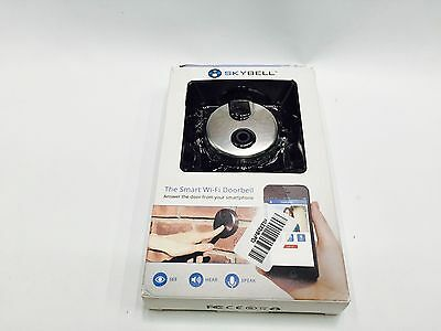 SkyBell Wi-Fi Video Doorbell Version 2.0 Classic (SILVER) -For parts not working